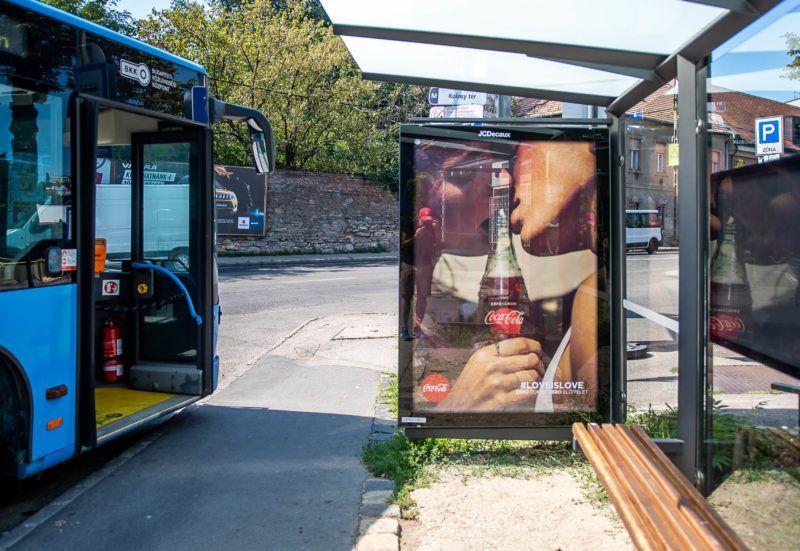 Image: 73913257, Váratlanul nagy felháborodás tört ki a Coca-Cola azonos neműek közti szerelem elfogadását hirdető reklámjai miatt Magyarországon., Place: Budapest, Hungary, Model Release: No or not aplicable, Property Release: Yes, Credit: smagpictures.com