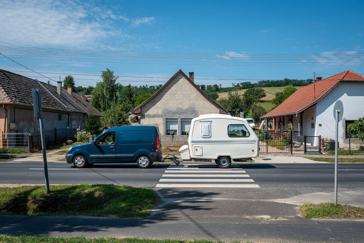 Image: 73913321, Riport Somogybabodról, ahol a statisztikák szerint a legtöbb jogosítványt vették el lakosságarányosan., Place: Somogybabod, Hungary, Model Release: No or not aplicable, Property Release: Yes, Credit: smagpictures.com