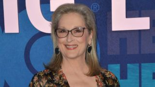 """US actress Meryl Streep attends HBO's """"Big Little Lies"""" Season 2 premiere at Jazz at Lincoln Center on May 29, 2019 in New York City. (Photo by ANGELA WEISS / AFP)"""