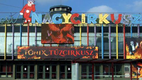 Budapest, 2019. január 31. A Fõvárosi Nagycirkusz épülete a fõváros XIV. kerületében, az Állatkerti körút mentén. MTVA/Bizományosi: Jászai Csaba  *************************** Kedves Felhasználó! Ez a fotó nem a Duna Médiaszolgáltató Zrt./MTI által készített és kiadott fényképfelvétel, így harmadik személy által támasztott bárminemû – különösen szerzõi jogi, szomszédos jogi és személyiségi jogi – igényért a fotó készítõje közvetlenül maga áll helyt, az MTVA felelõssége e körben kizárt.