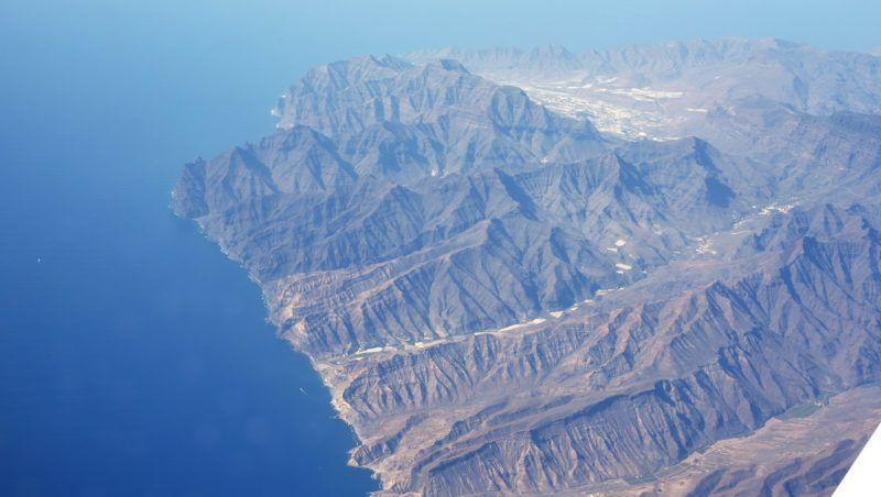 Kanári-szigetek, 2019. március 15. A középsõ Gran Canaria hegygerincekkel szabdalt,  vadregényes szigete. MTVA/Bizományosi: Lehotka László  *************************** Kedves Felhasználó! Ez a fotó nem a Duna Médiaszolgáltató Zrt./MTI által készített és kiadott fényképfelvétel, így harmadik személy által támasztott bárminemû – különösen szerzõi jogi, szomszédos jogi és személyiségi jogi – igényért a fotó szerzõje/jogutódja közvetlenül maga áll helyt, az MTVA felelõssége e körben kizárt.