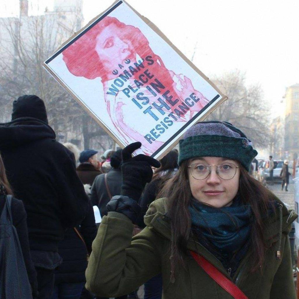 clare-ariel01-1024x1024 Magyar egyetemen olyan bátor beszédet rég mondtak, mint ez az amerikai lány