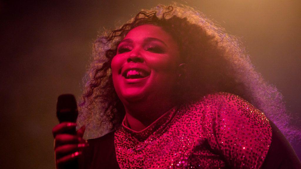 Lizzo, real name Melissa Viviane Jefferson, performs live at Circolo Magnolia in Milan, Italy, on July 10 2019.  (Photo by Mairo Cinquetti/NurPhoto via Getty Images)