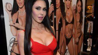 leszbikus pornó színésznő