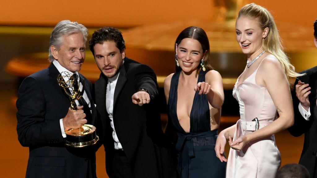 A Trónok harca tarolt az Emmyn