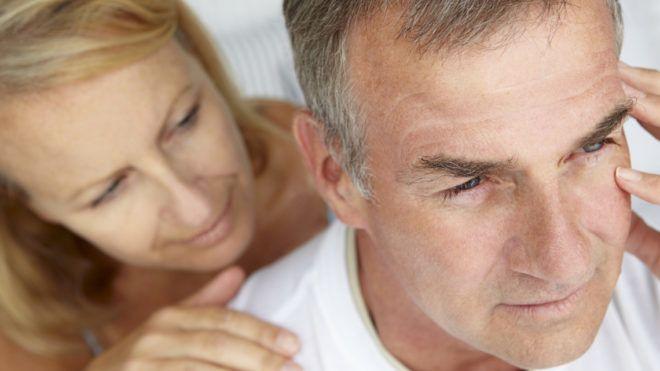 Hajhullás és prosztatagyulladás