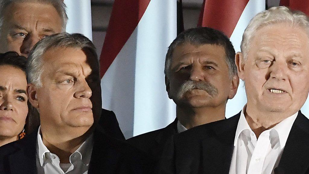 Kövér már lemondatta Borkait, de jött Orbán