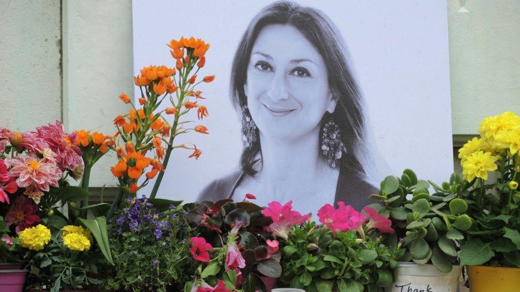 Sorozat készül a máltai újságíró meggyilkolásáról