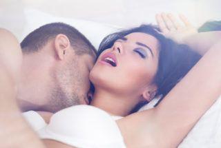Krémes spriccel orgazmus
