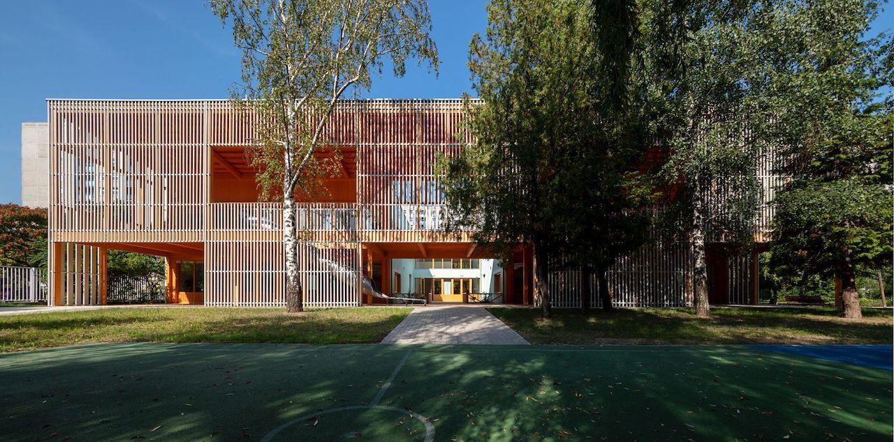 Panelből mintaóvoda, szabadkőműves luxusszálló az év legjobb magyar építészeti projektjei között 1