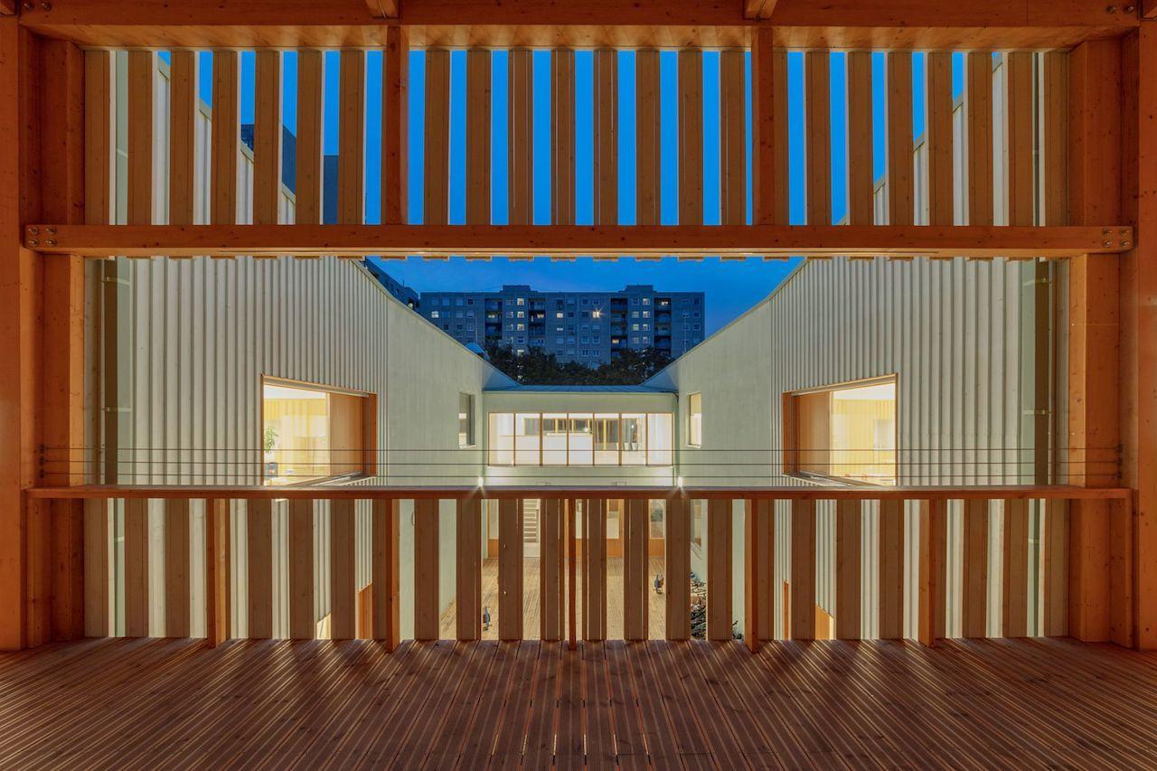 Panelből mintaóvoda, szabadkőműves luxusszálló az év legjobb magyar építészeti projektjei között 2