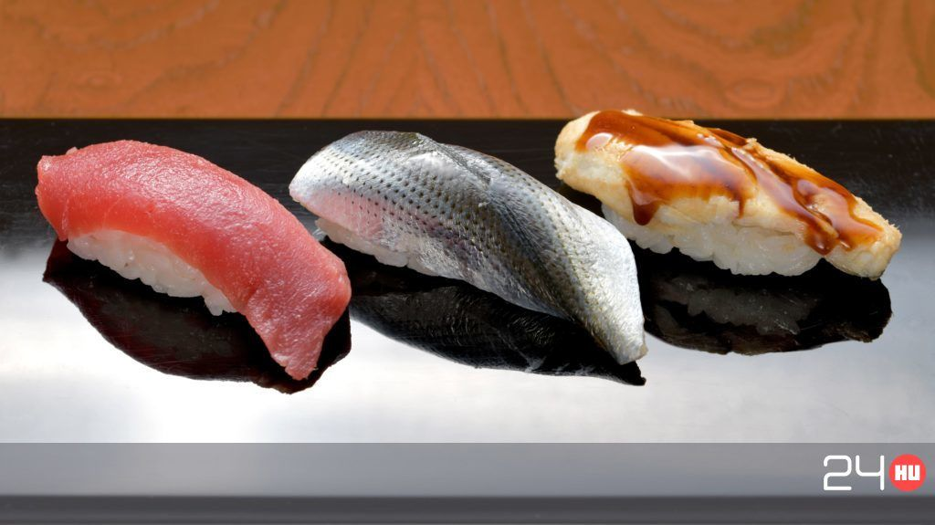 legjobb sushi fogyni