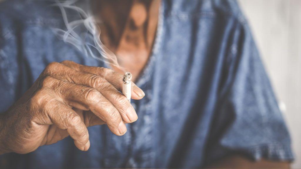 abbahagyja a dohányzást, könnyebb lesz a légzés lehetséges leszokni a dohányzásról és meghízni?