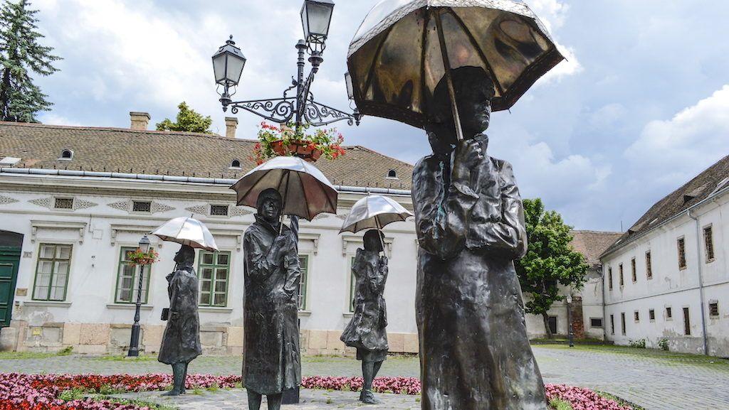 Legérdekesebb munkáival emlékezünk a hétfőn elhunyt Varga Imre szobrászművészre