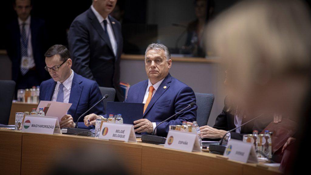 Orbán Viktor: Nem győztünk Brüsszelben