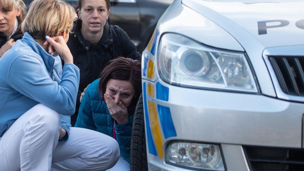 Ostravai lövöldözés: saját testével védte meg lányát a golyóktól a hős apa