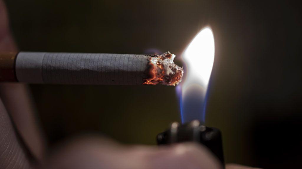 beteg köhögés leszokott a dohányzásról