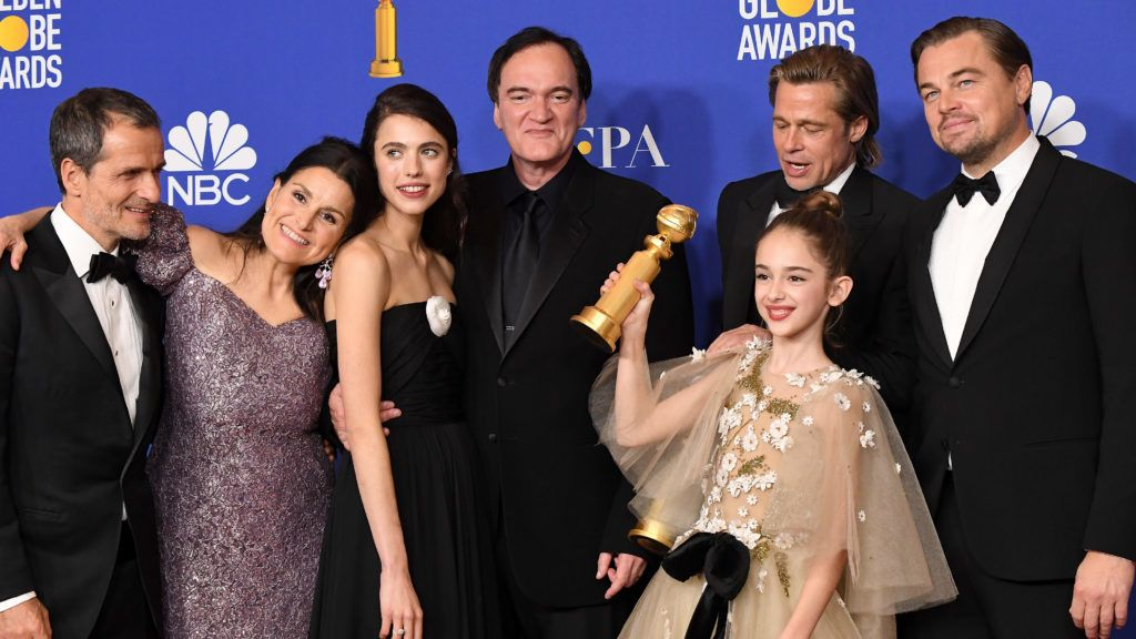 A Netflix óriási pofont kapott a Golden Globe-on