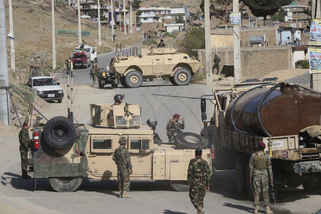 Küszöbön a történelmi béke az USA és a tálibok között