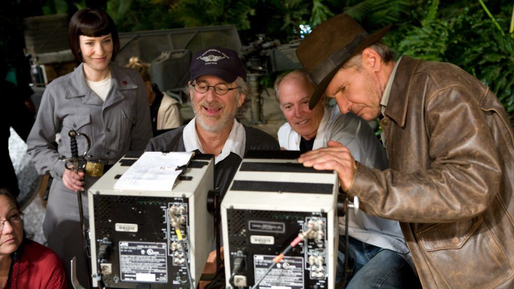 Mégsem Steven Spielberg rendezi az új Indiana Jones-filmet
