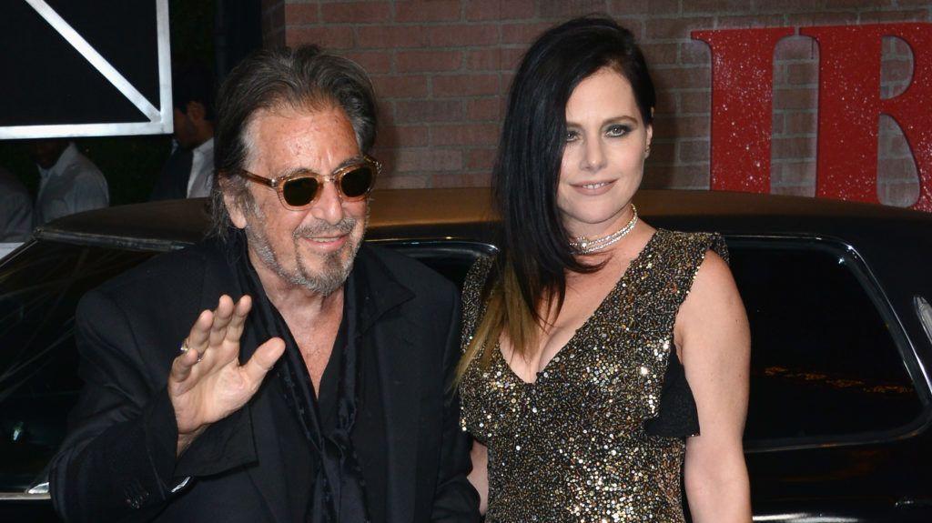 Al Pacino 39 évvel fiatalabb exe a durva korkülönbség miatt szakított a színésszel