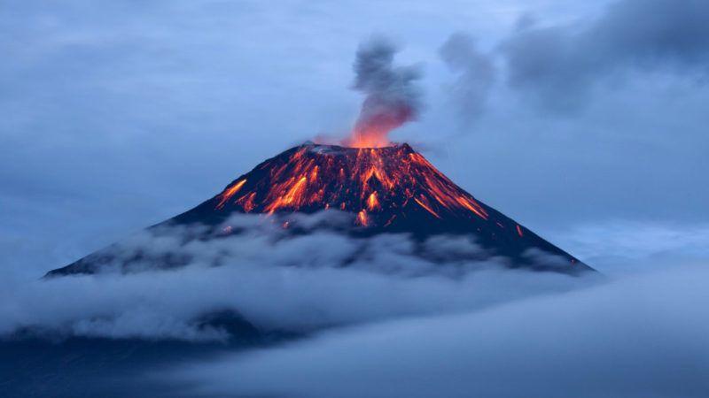Aktív vulkánok: A Tungurahua, avagy a Dél - amerikai