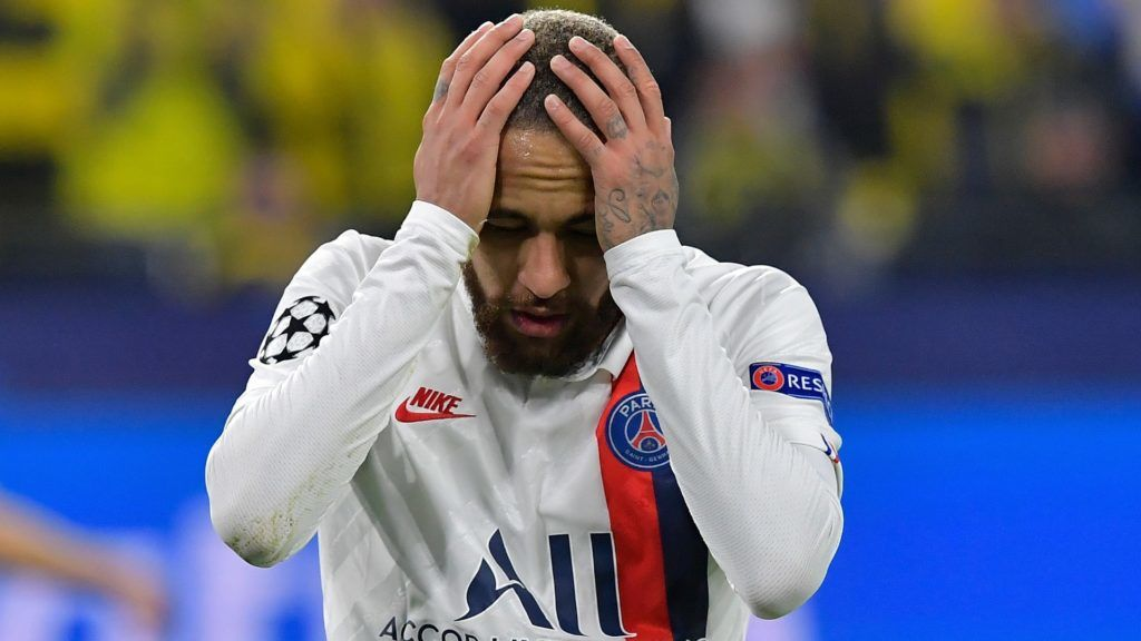 Neymar a PSG Dzsudzsák Balázsa