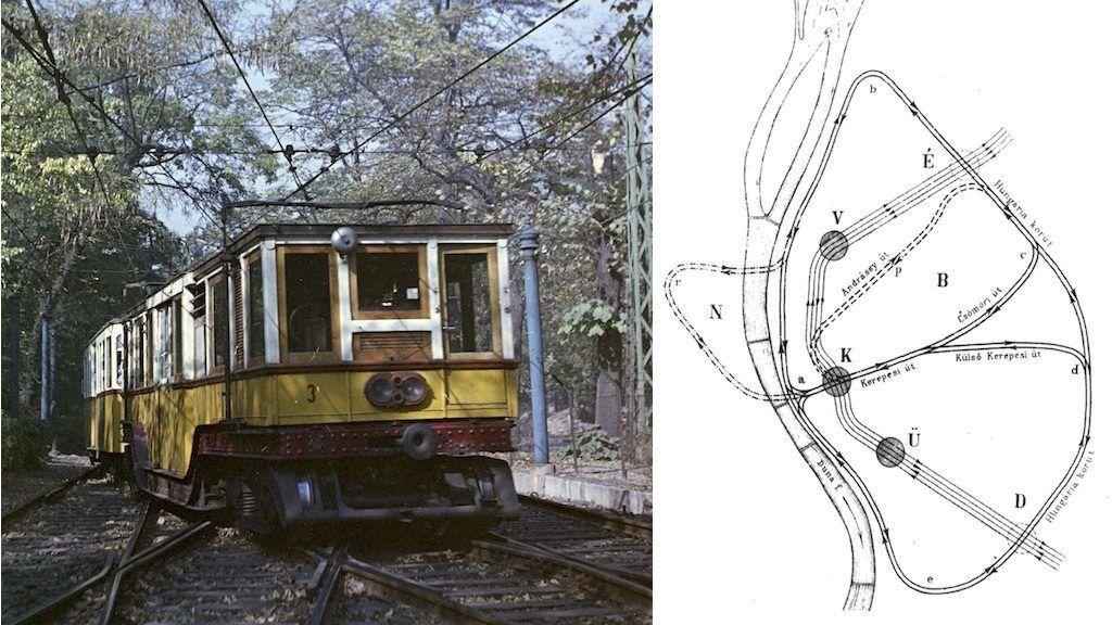 A századfordulón még metrót építettek volna a Nagykörút alá