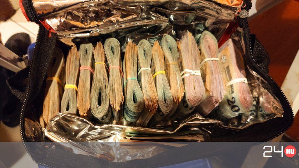 Négy kiló drogot, egy rakás pénzt, autókat foglaltak le a TEK-esek a II. kerületben   24.hu