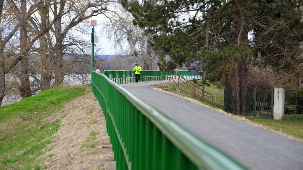 A 147 milliós kerékpárút, amin a fideszes polgármester a helyettesének tolta a közpénzt