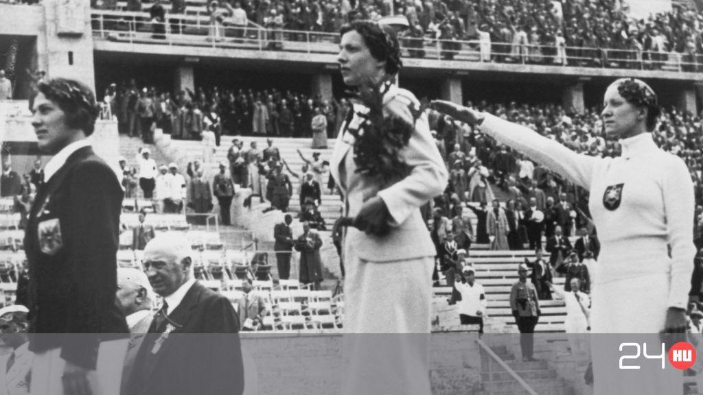 Amikor savanyú képű nácik tapsoltak a megvetett bajnokoknak | 24.hu