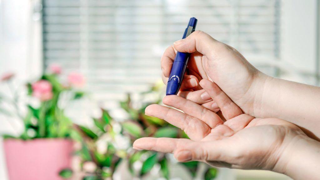 cukorbetegség pikkelysömörének kezelése