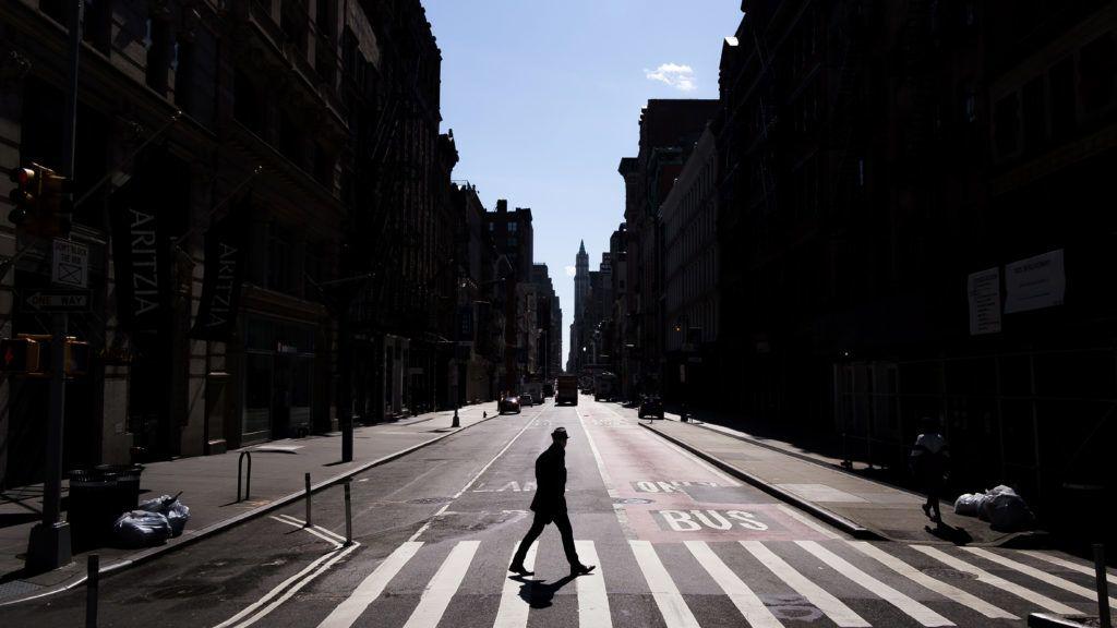 Minden nap egyre több halálos áldozata van a koronavírusnak New Yorkban