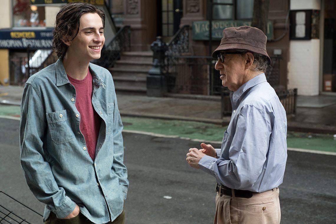 Woody Allen egy szexista öregember, de kár lenne kiátkozni