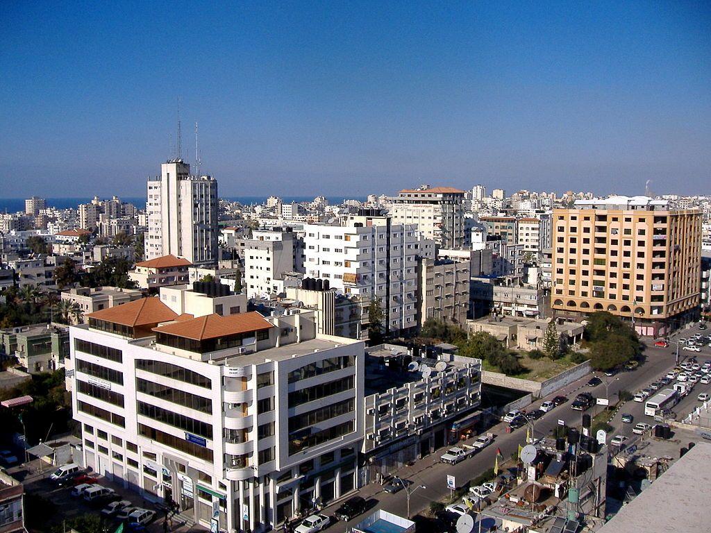 Nincs rosszabb ötlet annál, mint a gázai övezetben gyorsételt rendelni