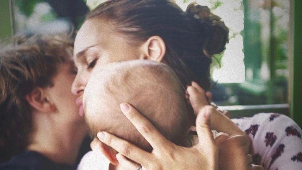 Natalie Portman posztolt egy képet a gyerekeiről, amit amúgy sosem szokott