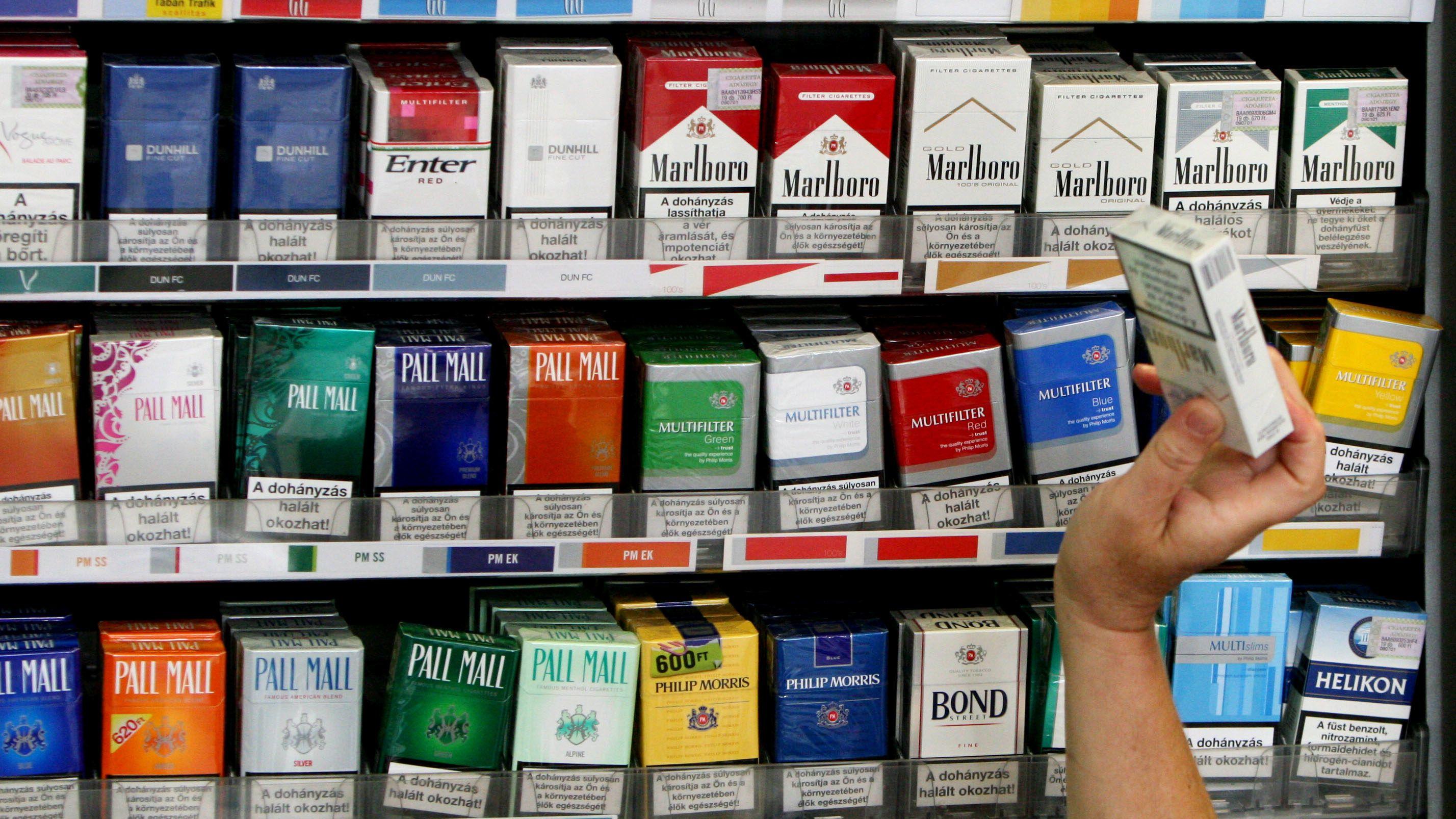 kidagadt hasa leszokott a dohányzásról