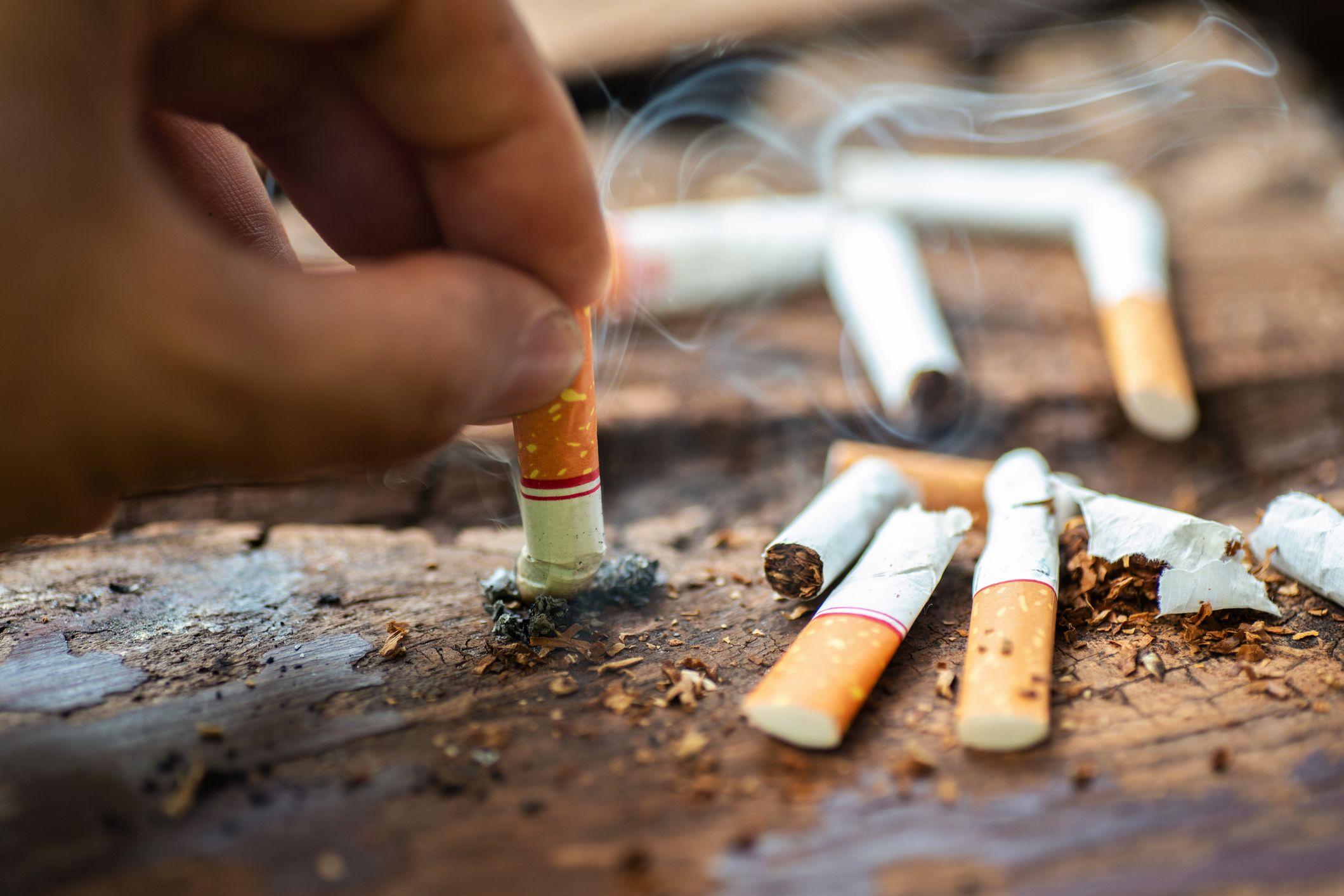 betegség dohányzás videó