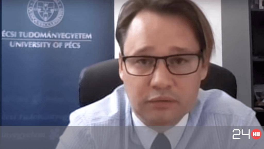Jakab Ferenc: Mindenki hordjon maszkot! | 24.hu