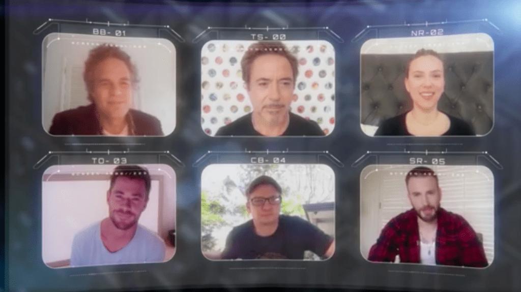 Volt egy mini és virtuális Bosszúállók-találkozó