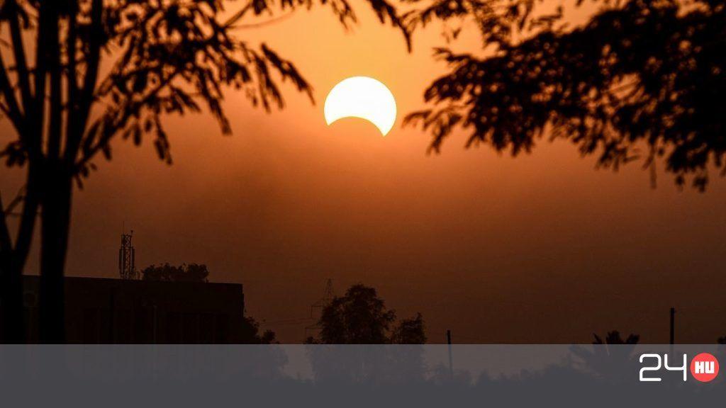 a napfogyatkozás vereséget okoz