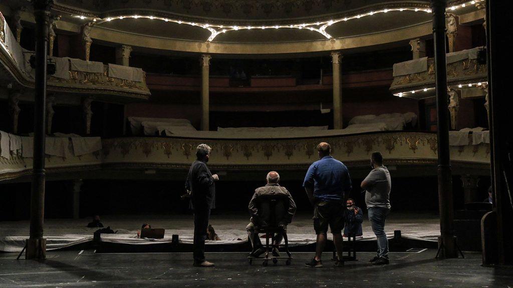 Meglepte a színházakat, hogy kinyithatnak, a mozik készen állnak