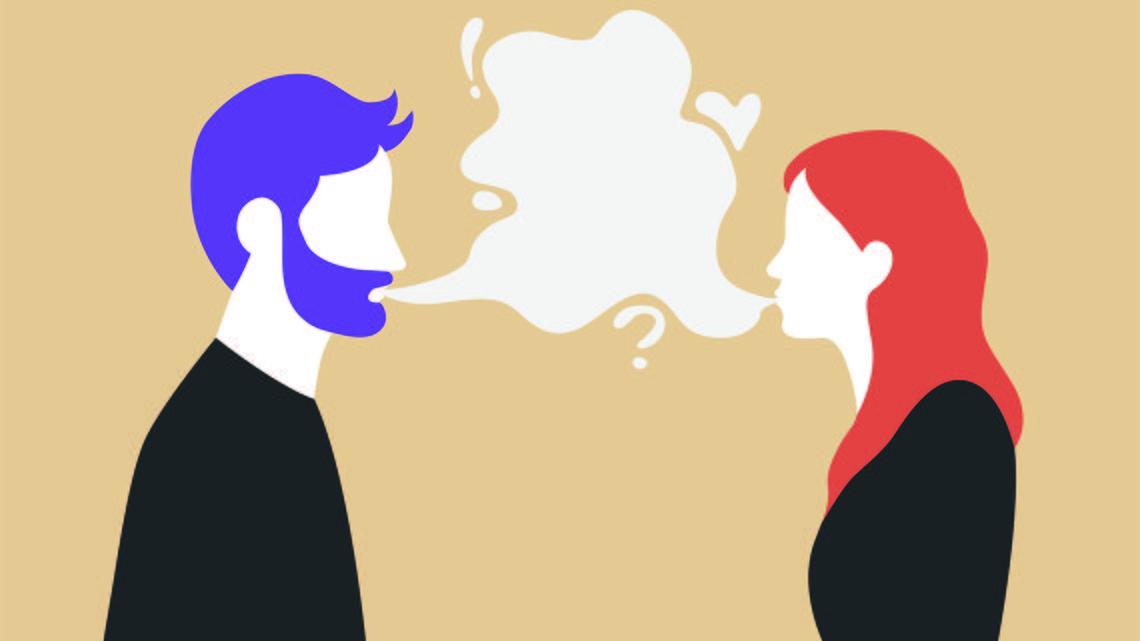 Mi a különbség a kedvesség, barátkozás és a flörtölés