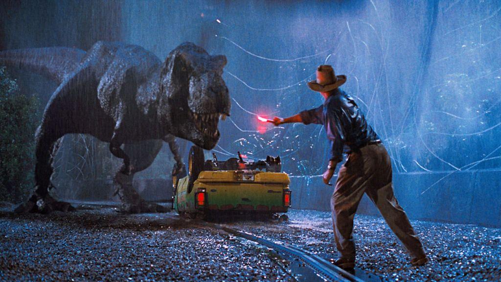 Közel harminc évvel a bemutatása után újra a csúcson a Jurassic Park