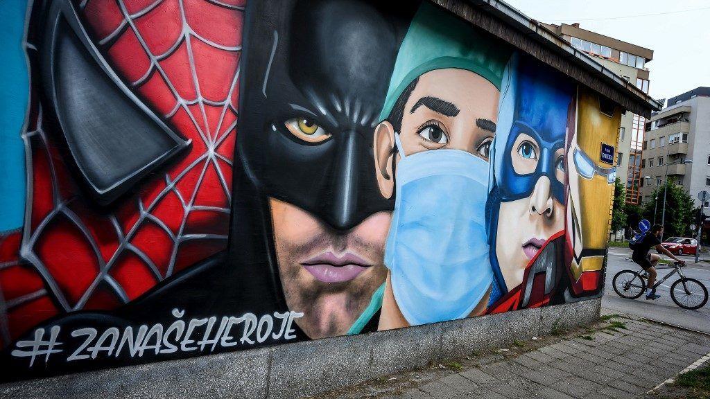 Belgrádban megint ideiglenes járványkórházakat kell kialakítani
