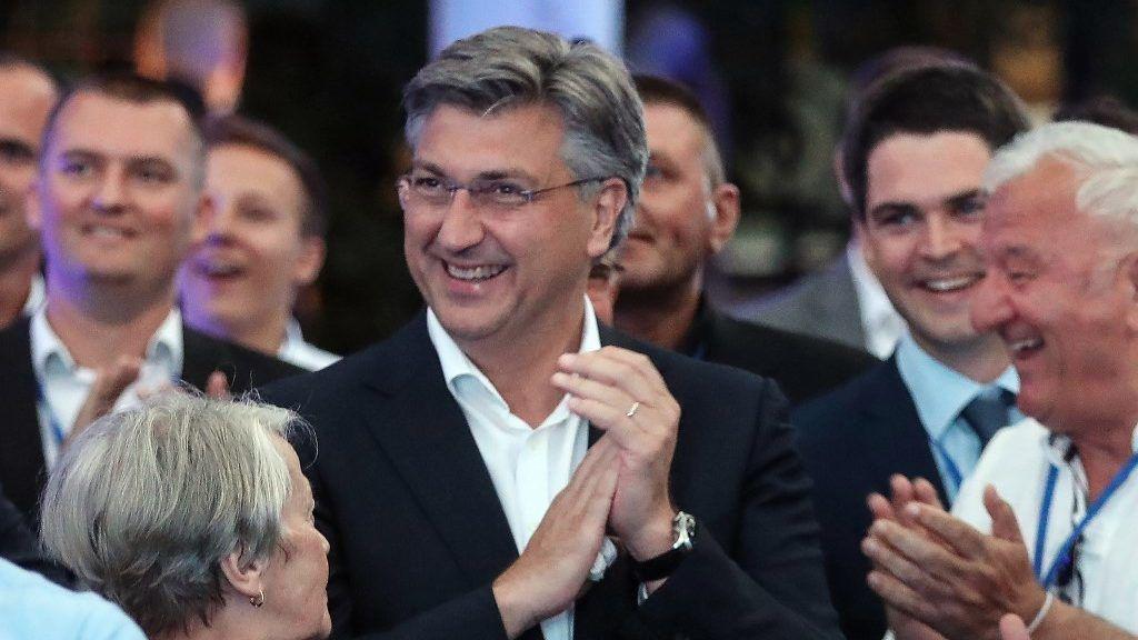 A konzervatívok győztek a horvát választásokon a részeredmények alapján