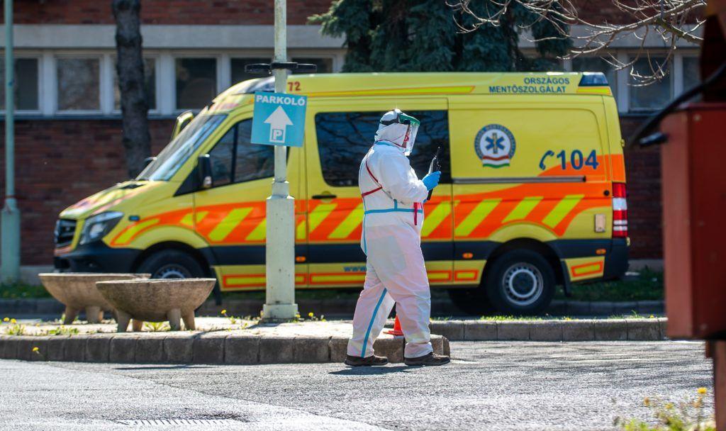Kilenc új fertőzöttet azonosítottak Magyarországon, nincs új elhunyt