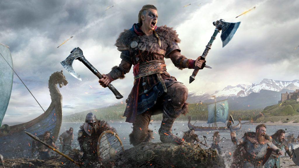 Vikingként portyáztam és fürkésztem, hála az új Assassin's Creednek
