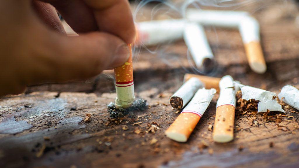káros anyagok dohányzás)