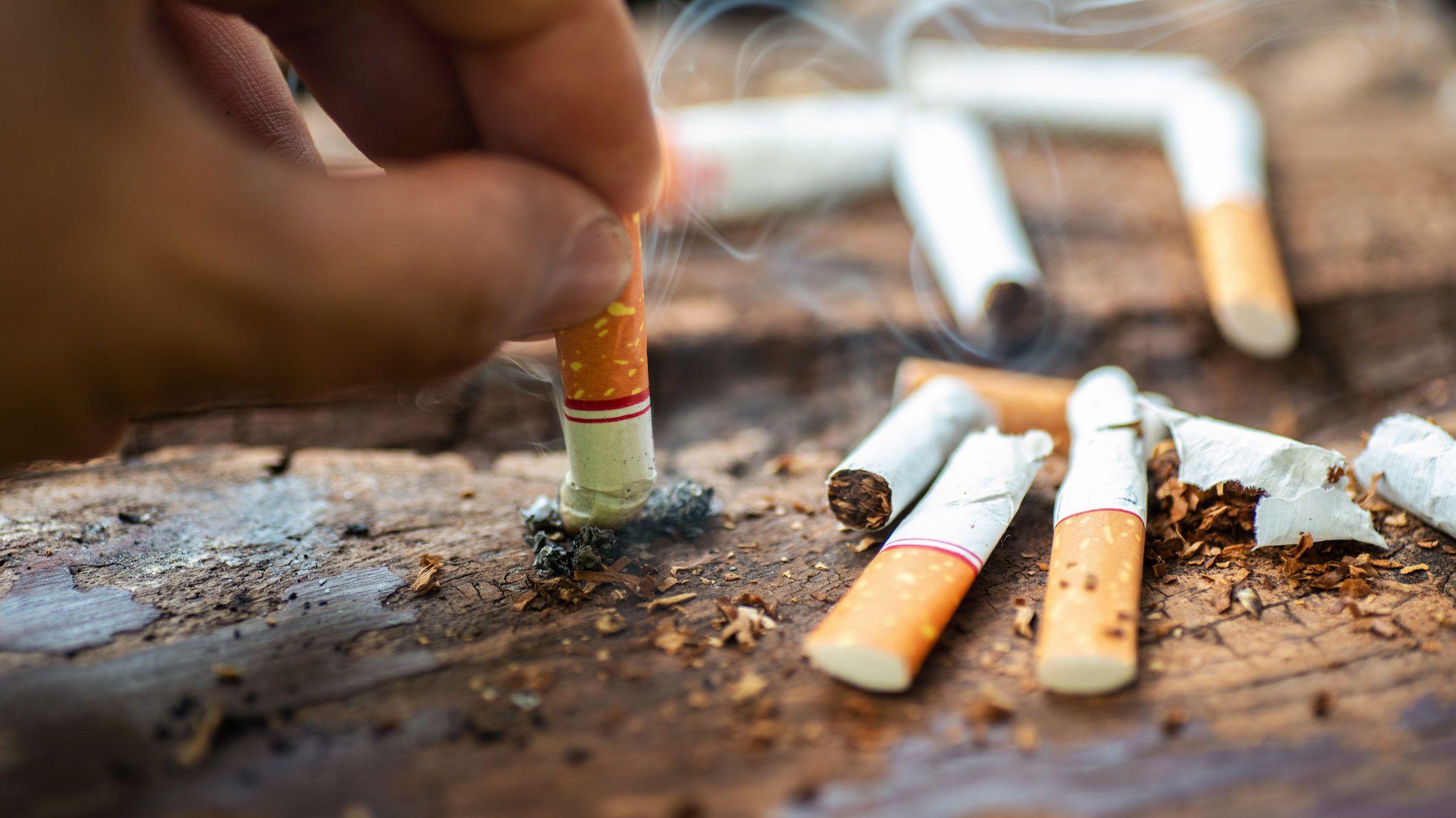 A hevített termékek legyőzhetik a cigarettát